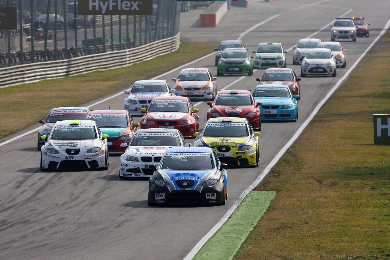 FIA ETCC - Monza 2012