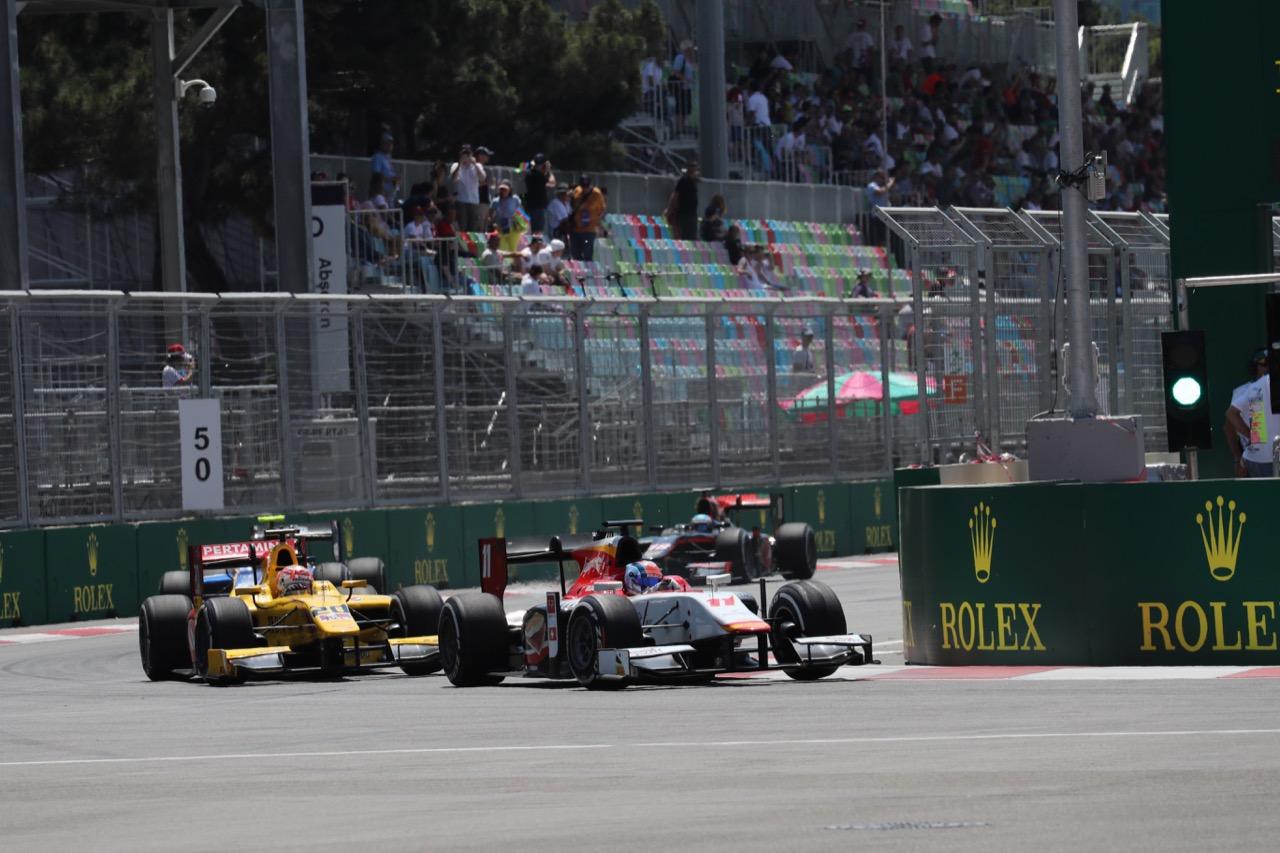 25.06.2017 - Race 2, Ralph Boschung (SUI) Campos Racing