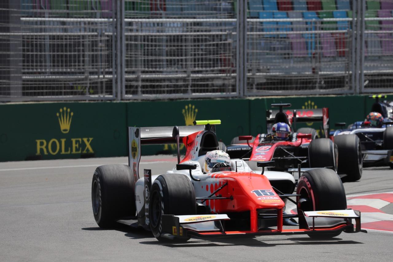25.06.2017 - Race 2, Jordan King (GBR) MP Motorsport