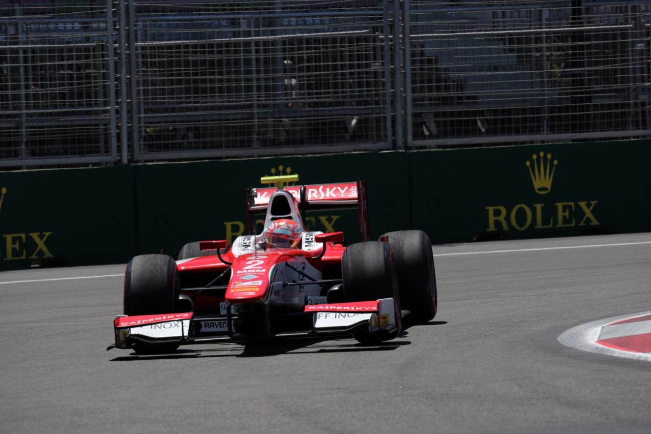 24.06.2017 - Race 1, Antonio Fuoco (ITA) PREMA Racing