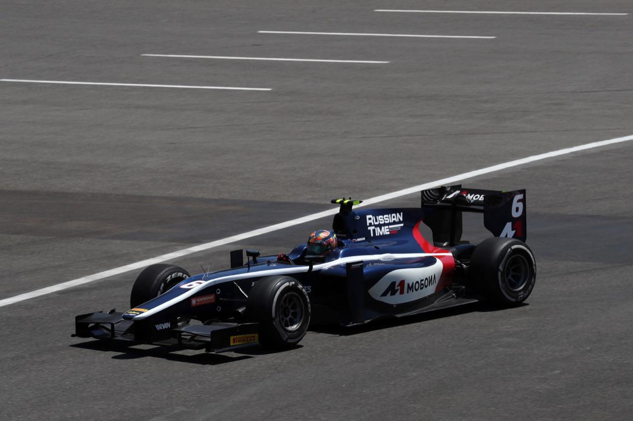24.06.2017 - Race 1, Artem Markelov (Rus) Russian Time