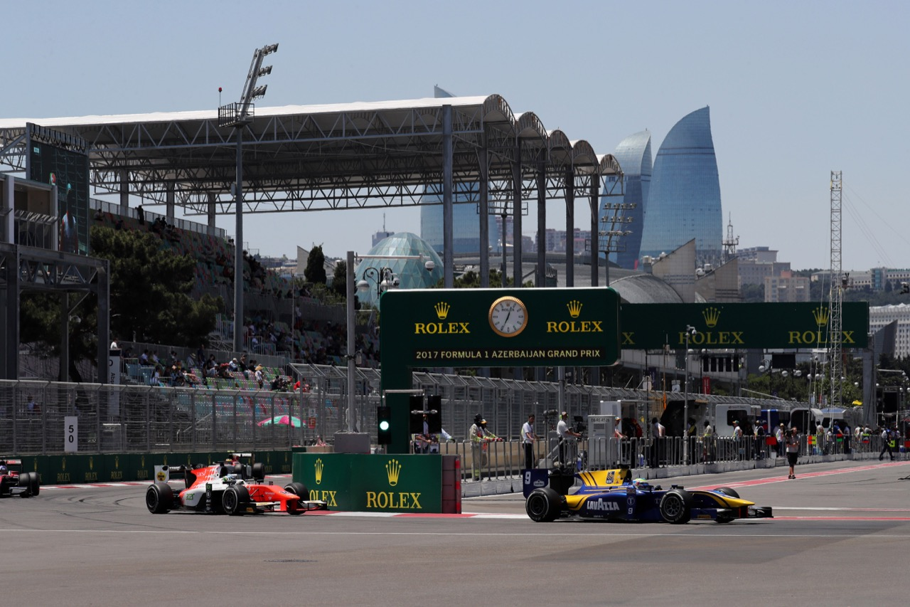 24.06.2017 - Race 1, Oliver Rowland (GBR) DAMS