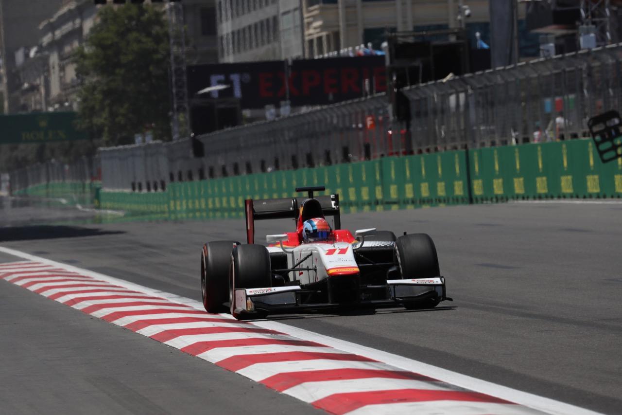 24.06.2017 - Race 1, Ralph Boschung (SUI) Campos Racing