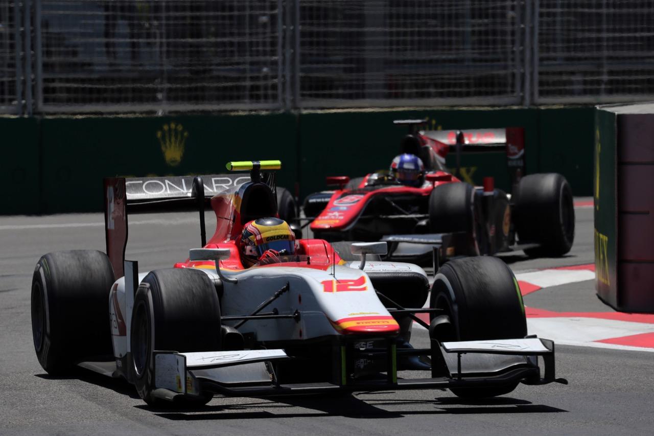 24.06.2017 - Race 1, Robert Visoiu (ROM) Campos Racing