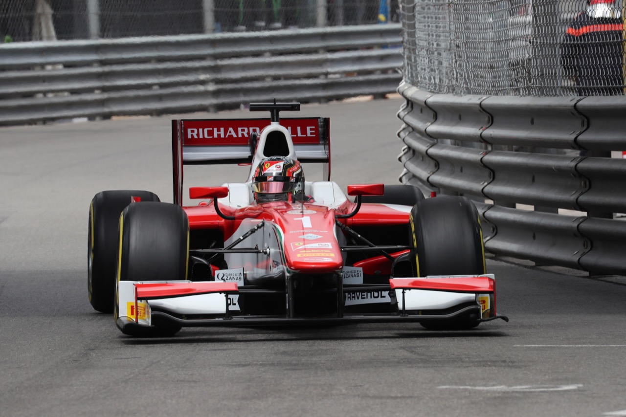 25.05.2017 - Charles Leclerc (MON) PREMA Racing