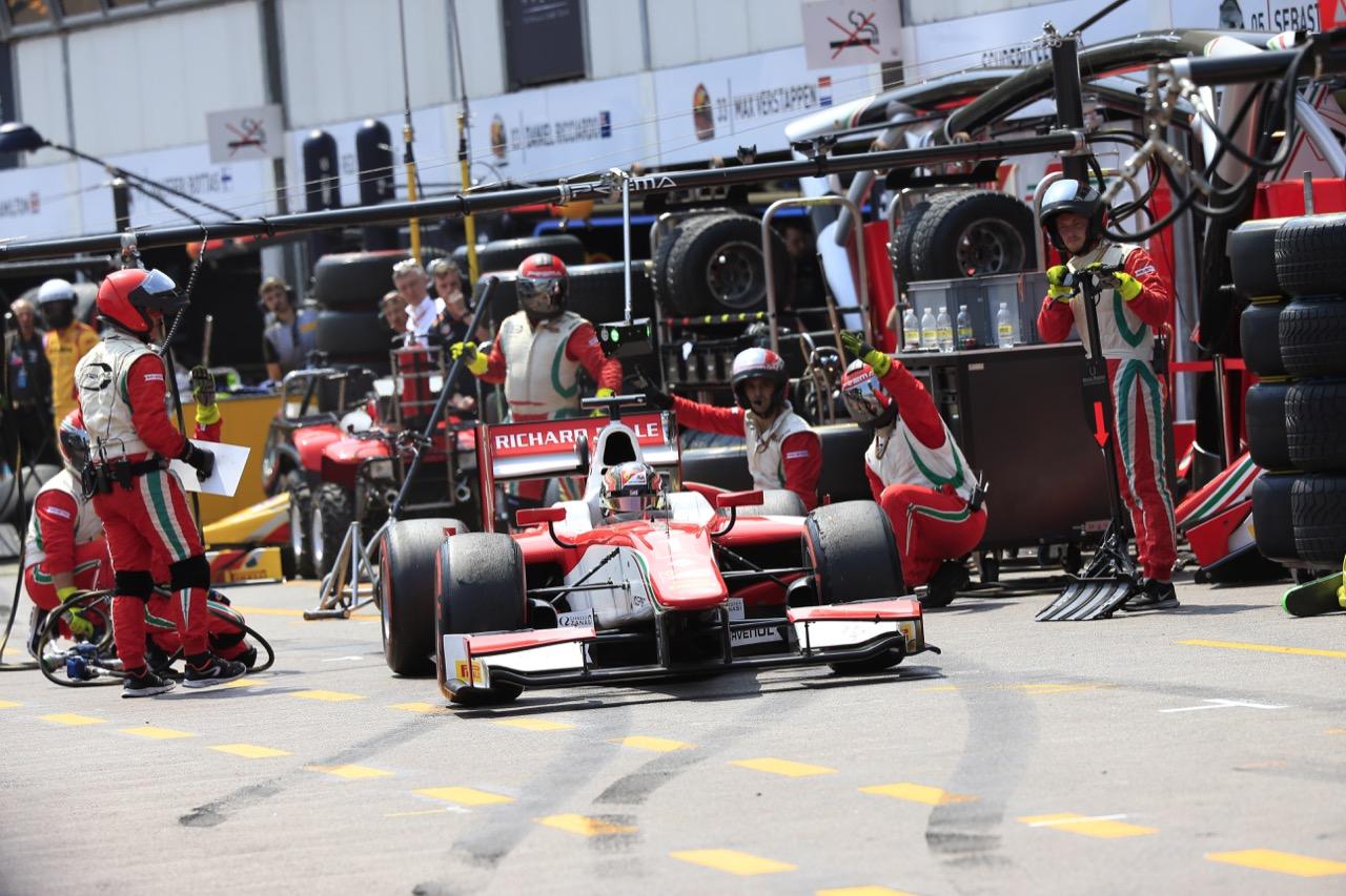 26.05.2017 - Race 1, Charles Leclerc (MON) PREMA Racing