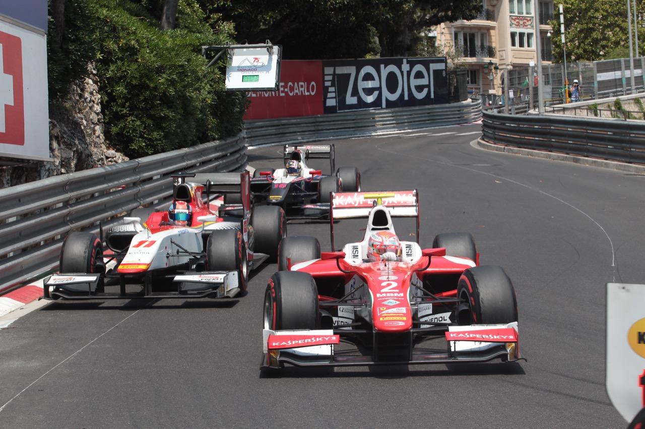 26.05.2017 - Race 1, Antonio Fuoco (ITA) PREMA Racing