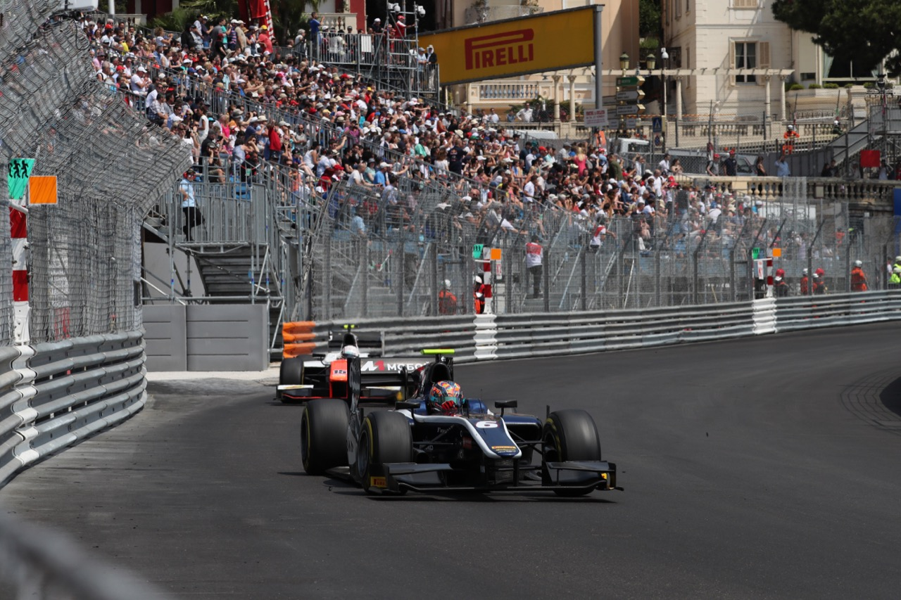 26.05.2017 - Race 1, Artem Markelov (Rus) Russian Time