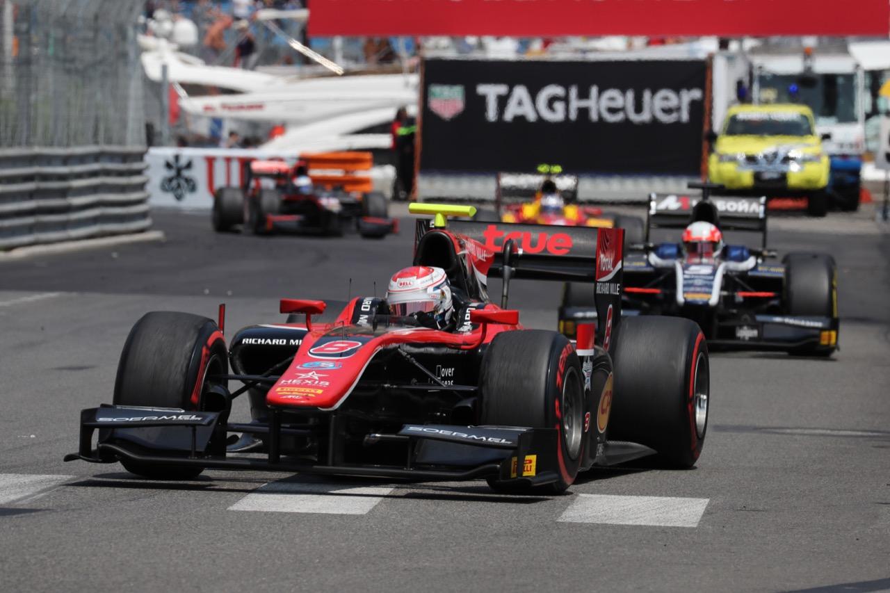 26.05.2017 - Race 1, Alexander Albon (THA) ART Grand Prix