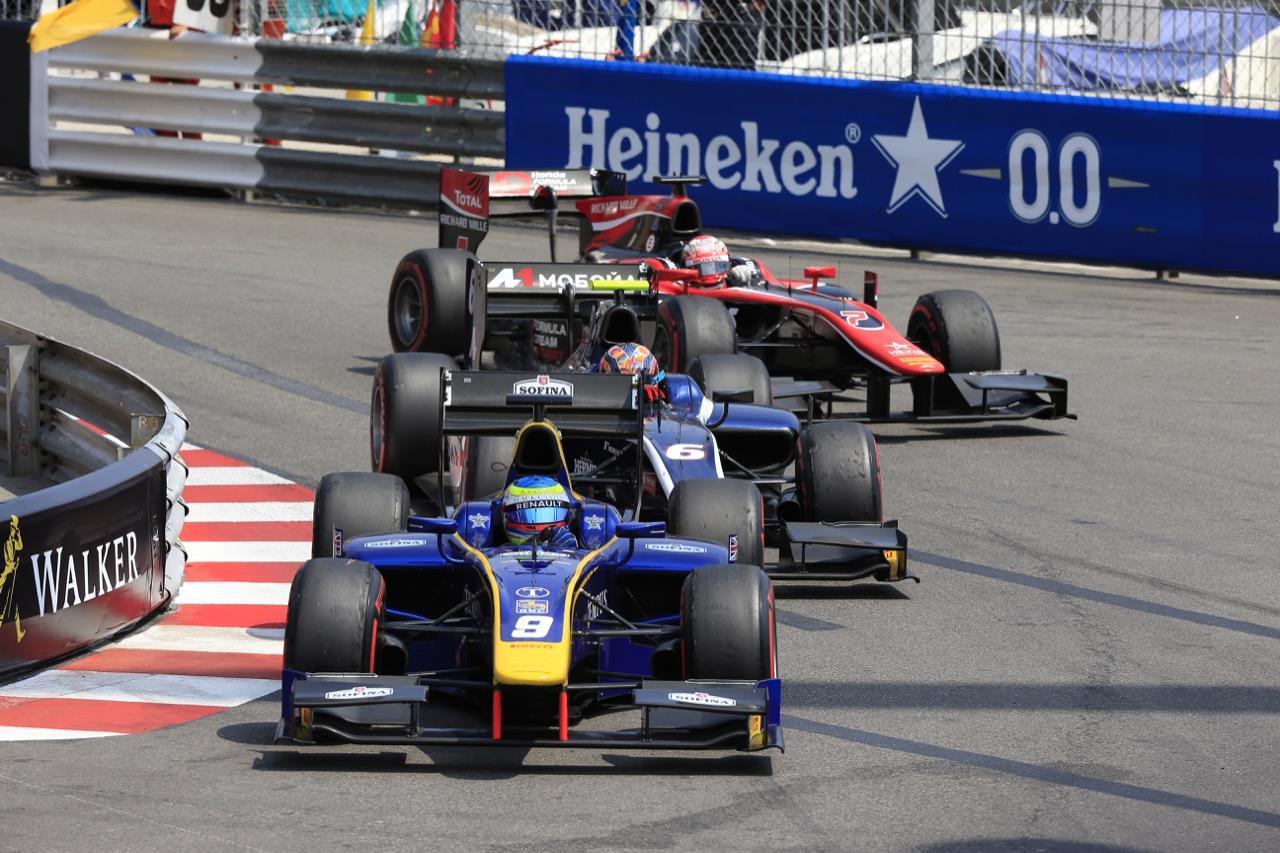 26.05.2017 - Race 1, Oliver Rowland (GBR) DAMS