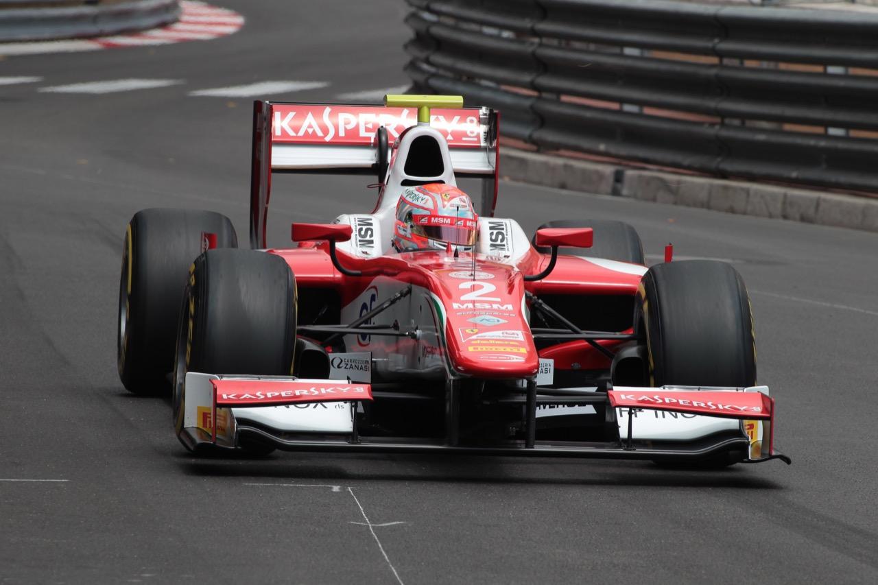 25.05.2017 - Antonio Fuoco (ITA) PREMA Racing