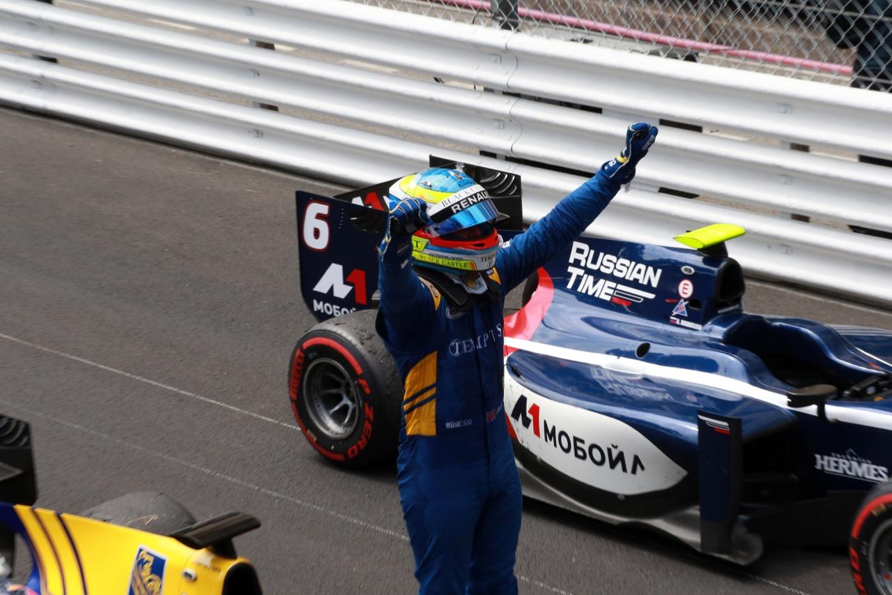 26.05.2017 - Race 1, Oliver Rowland (GBR) DAMS race winner