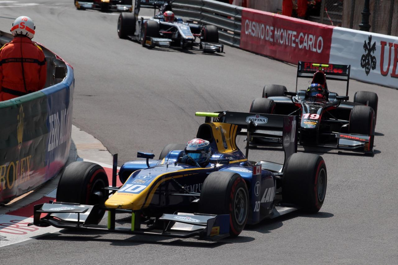 26.05.2017 - Race 1, Nicolas Latifi (CAN) Dams