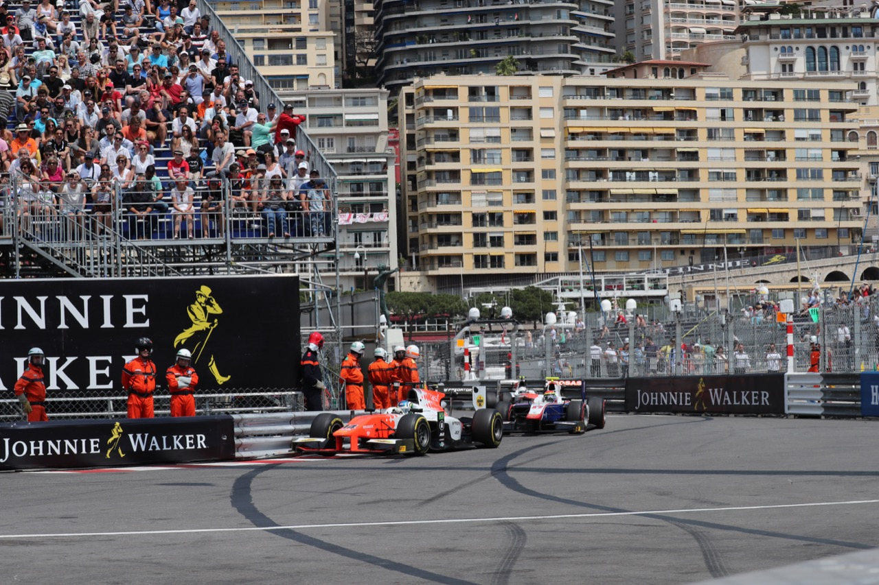 26.05.2017 - Race 1, Sérgio Sette Câmara (BRA) MP Motorsport