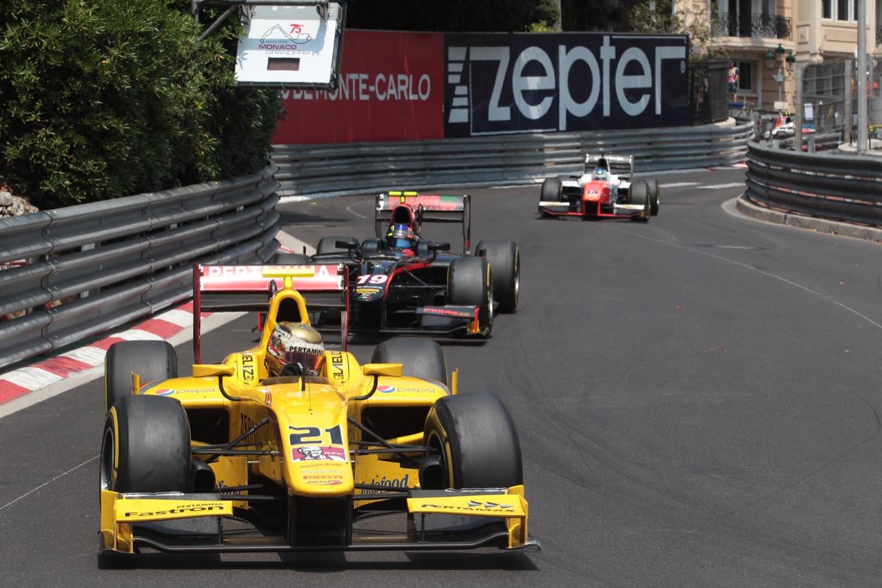 26.05.2017 - Race 1, Sean Gelael (INA) Pertamina Arden