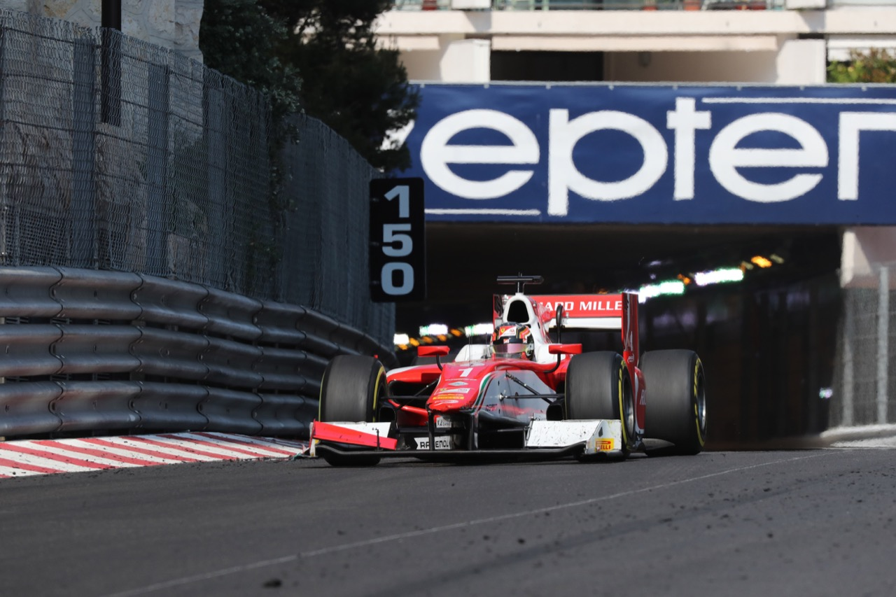 27.05.2017 - Race 2, Charles Leclerc (MON) PREMA Racing