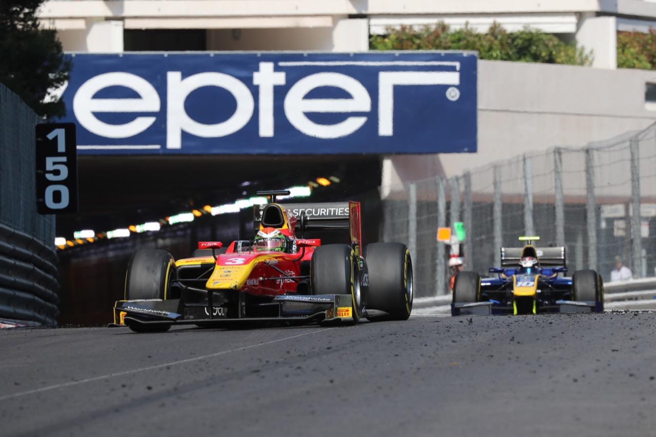 27.05.2017 - Race 2, Louis Delétraz (SUI) Racing Engineering