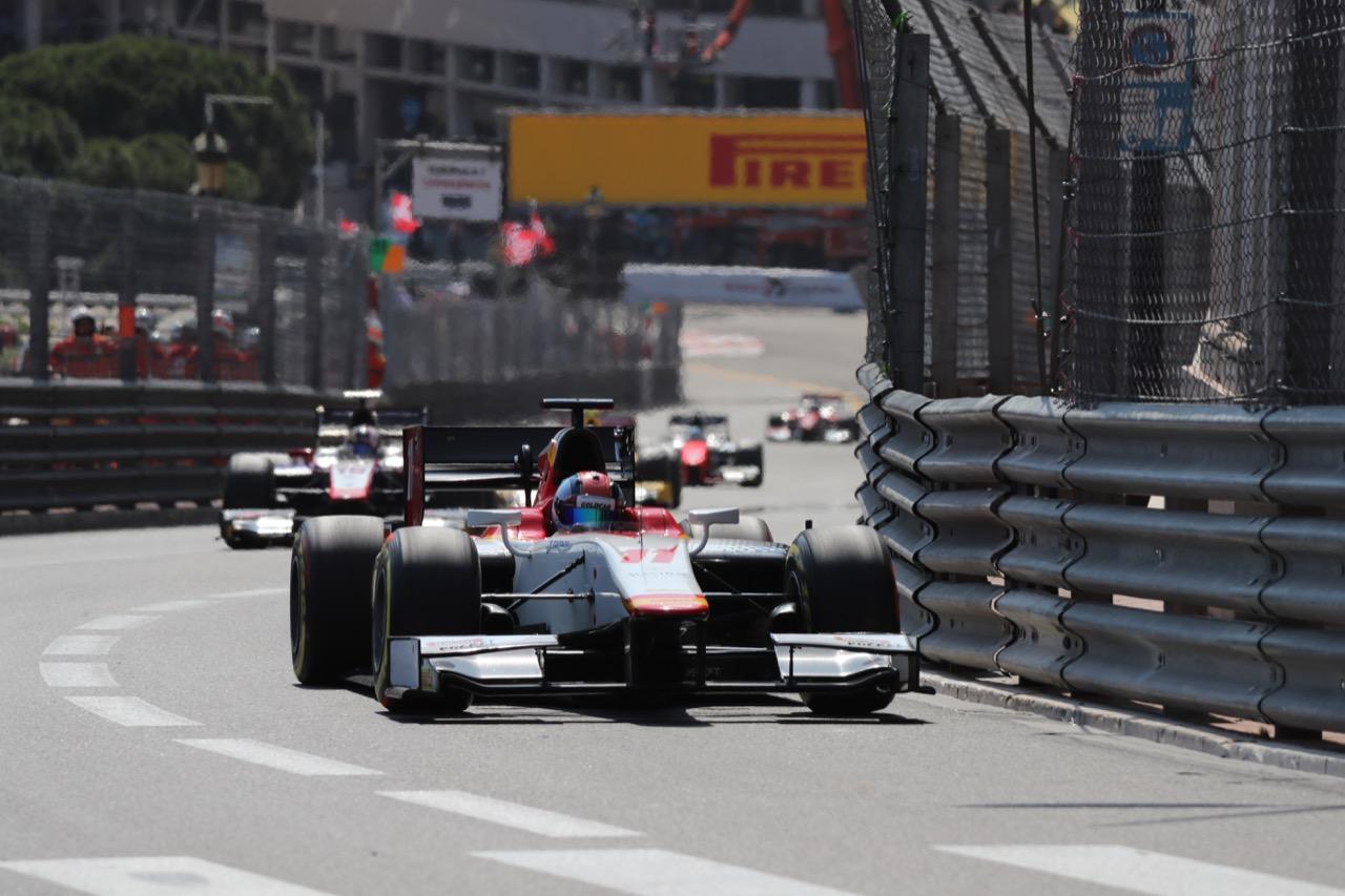 27.05.2017 - Race 2, Ralph Boschung (SUI) Campos Racing