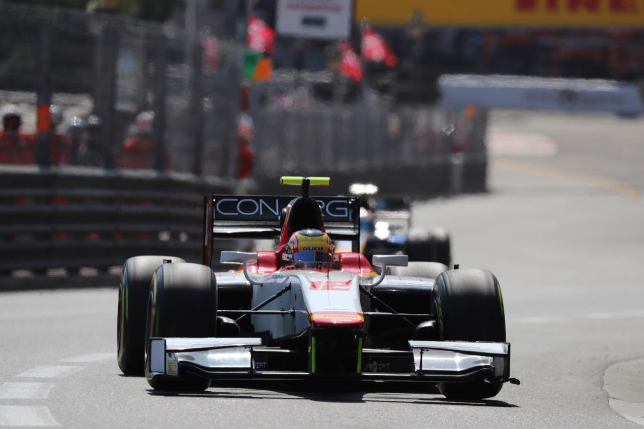 27.05.2017 - Race 2, Robert Visoiu (ROM) Campos Racing