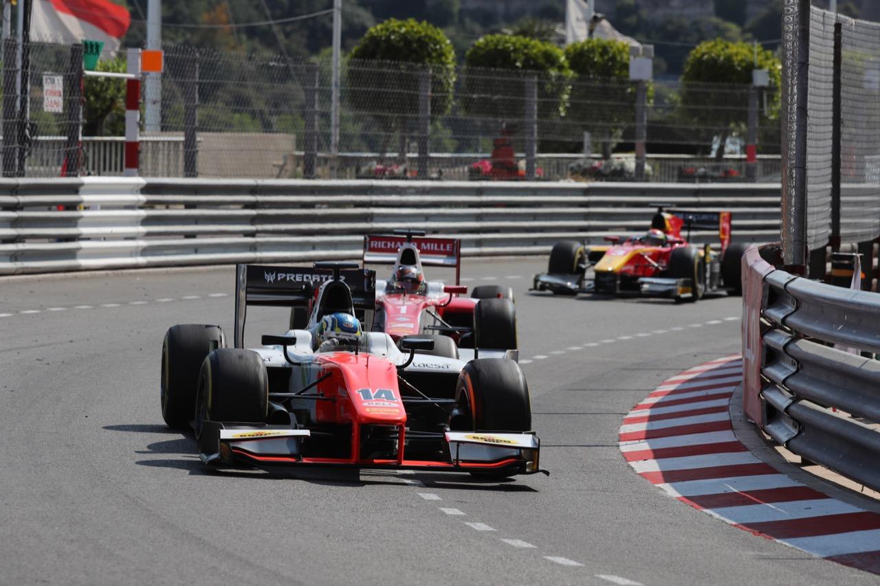 27.05.2017 - Race 2, Sérgio Sette Câmara (BRA) MP Motorsport
