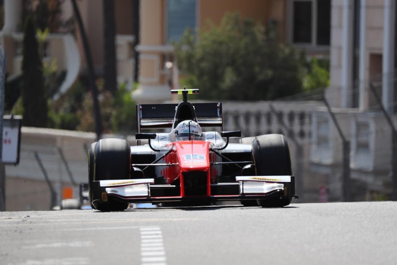 27.05.2017 - Race 2, Jordan King (GBR) MP Motorsport