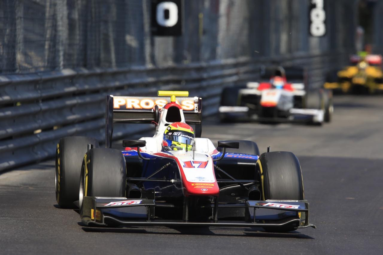 27.05.2017 - Race 2, Sergio Canamasas (ESP) Trident