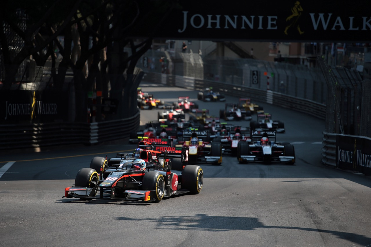 27.05.2017 - Race 2, Start of the race