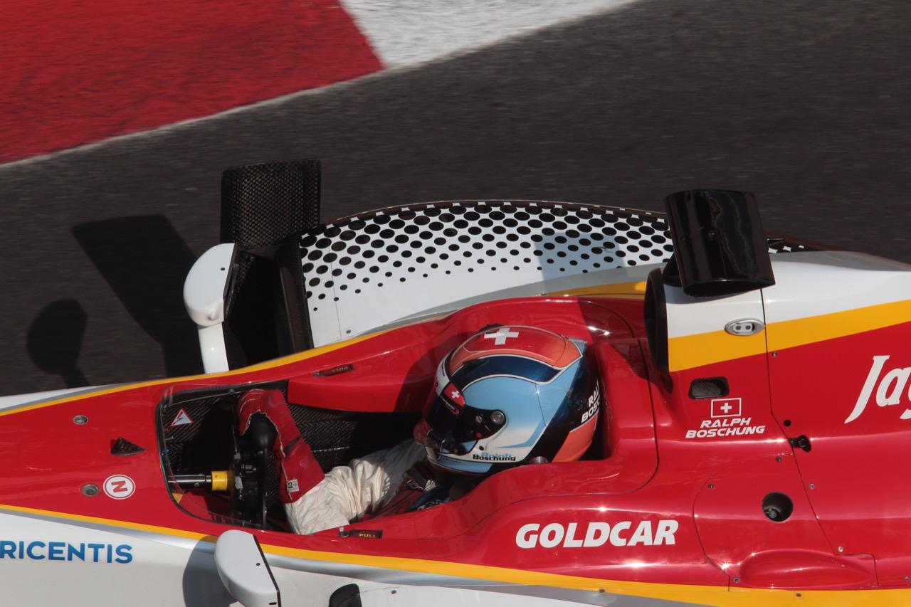 25.05.2017 - Ralph Boschung (SUI) Campos Racing