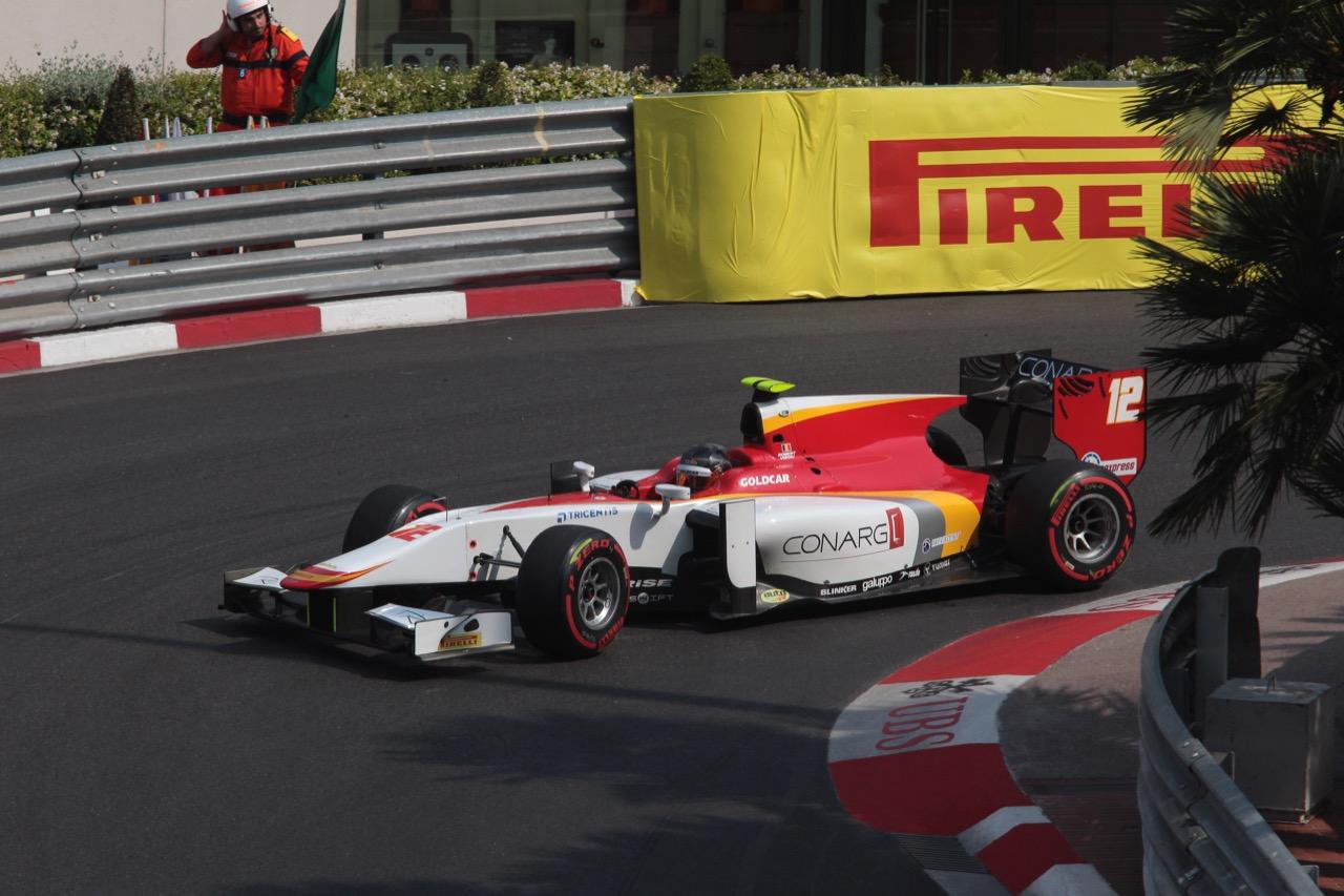 25.05.2017 - Robert Visoiu (ROM) Campos Racing