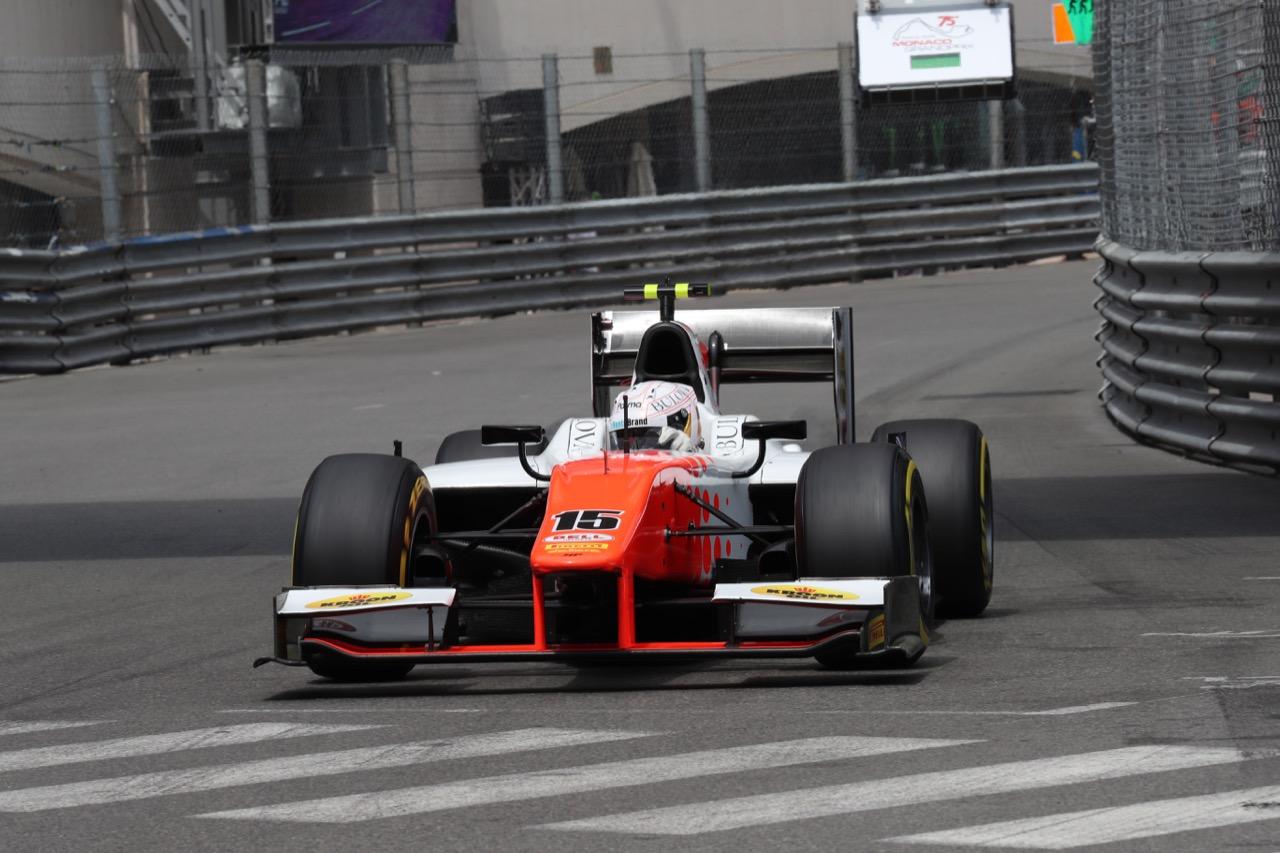 25.05.2017 - Jordan King (GBR) MP Motorsport