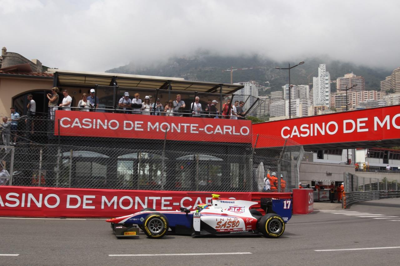 25.05.2017 - Sergio Canamasas (ESP) Trident