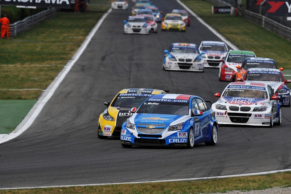 FIA WTCC Monza - 2011 - Galleria 2