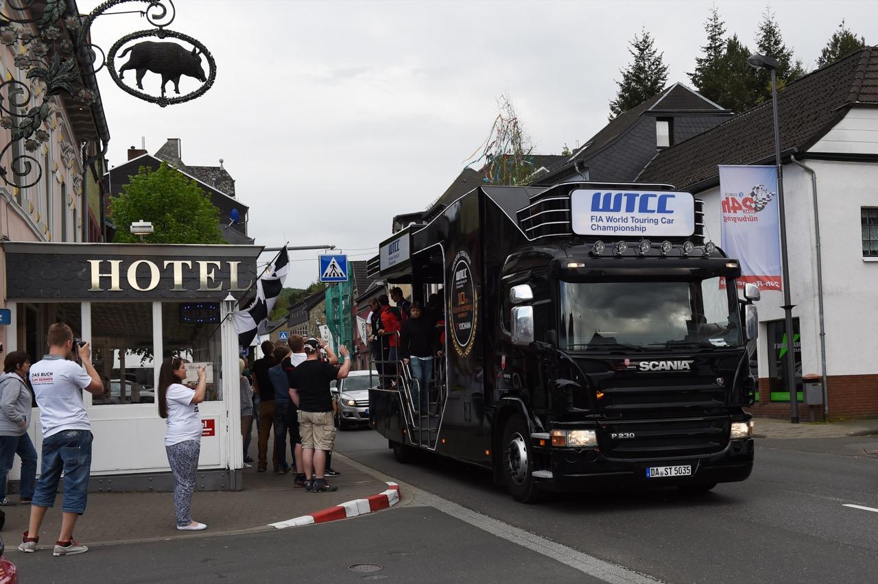 FIA WTCC Nurburgring, Germany 14 - 16 Maggio 2015