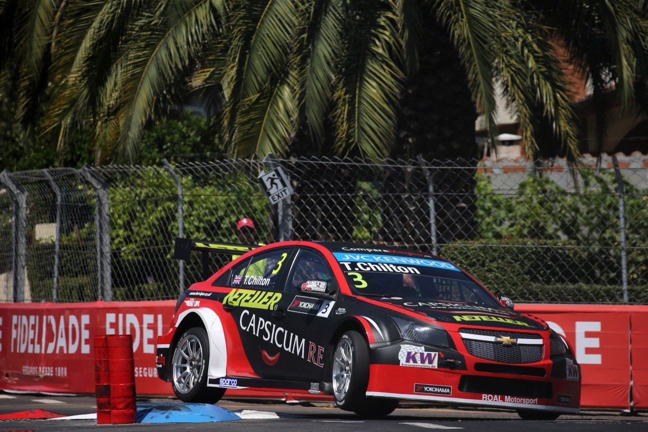FIA WTCC Race of Portugal, 10-12 07 2015