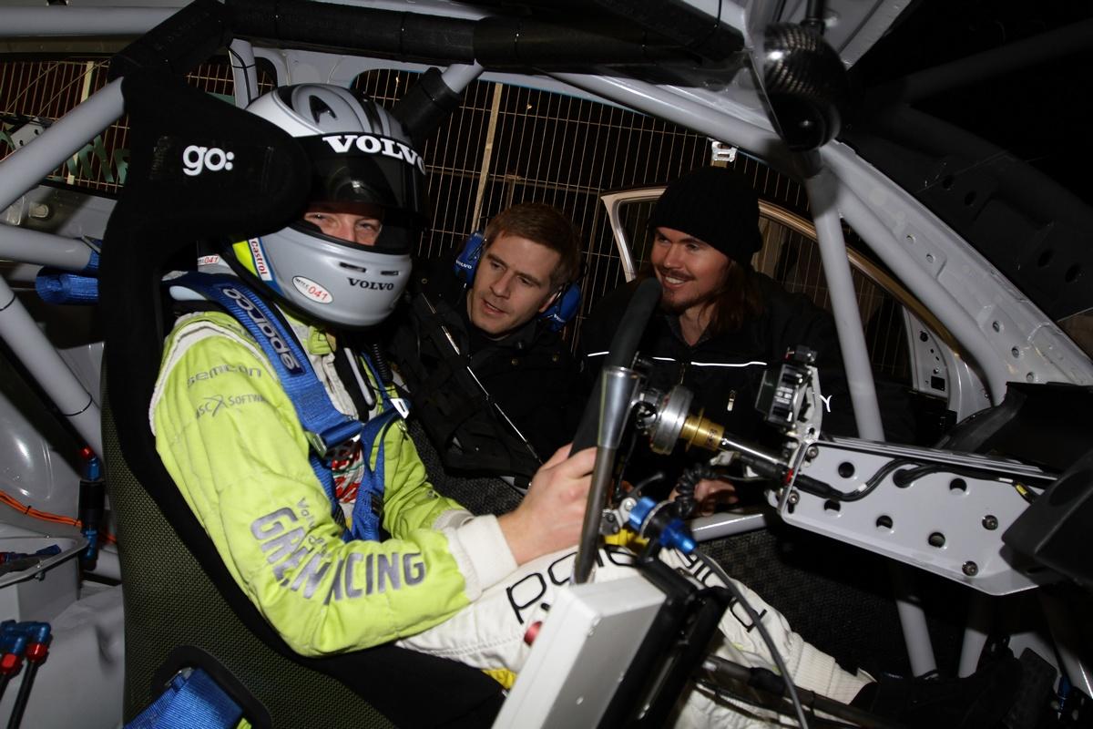 FIA WTCC Test a Barcellona - Galleria 2 - gennaio 2011