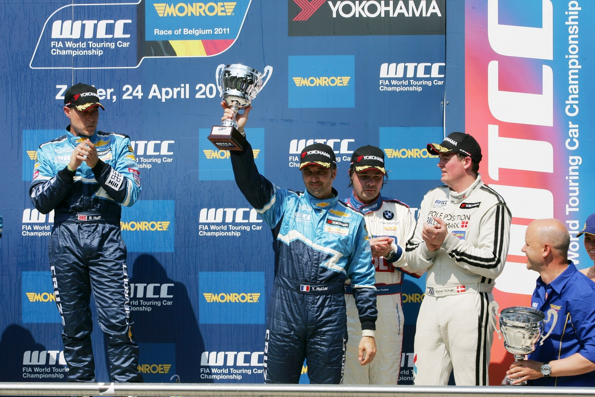 FIA WTCC - Zolder - Belgio - Aprile 2011 - Galleria 4
