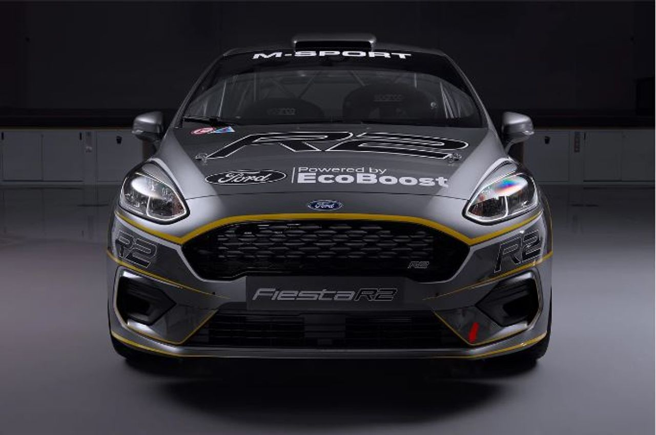 Ford Fiesta R2 EcoBoost