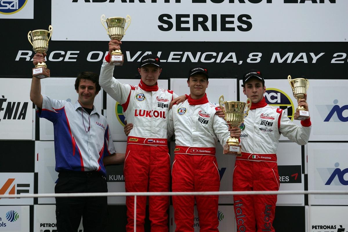 Formula Abarth European Series - Valencia - 2011