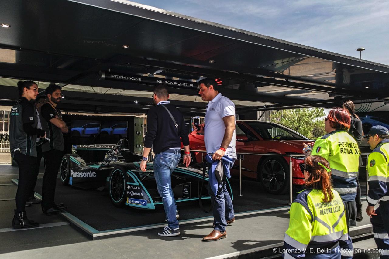 Formula E - E-prix di Roma 2018