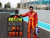 Gp2 Series Abu Dhabi, UAE 01-03 November 2013