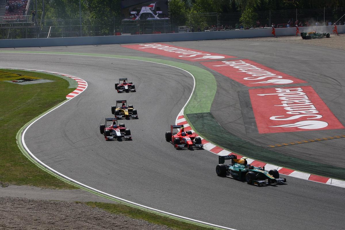 GP2 Series - Barcellona - 2011 - Galleria 2