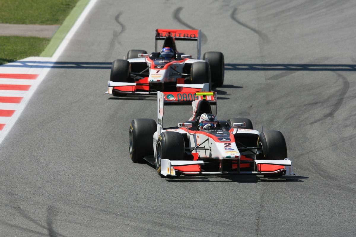 GP2 Series - Barcellona - 2011