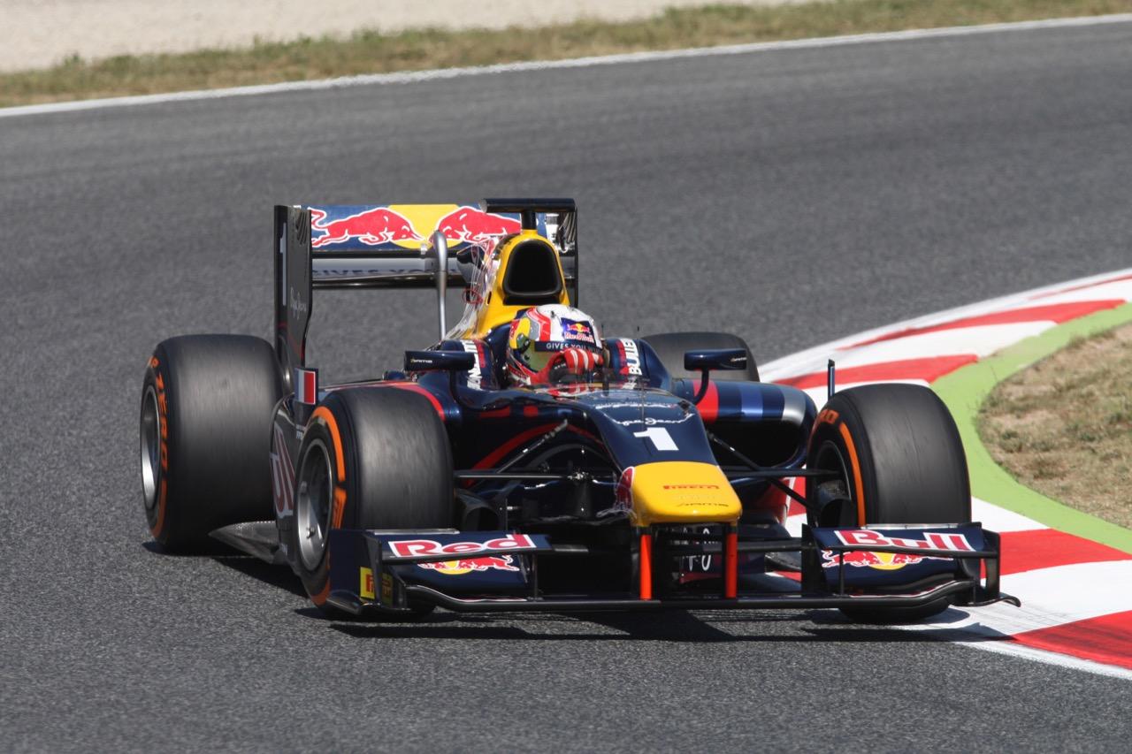 GP2 series Barcellona, Spagna 6 - 10 Maggio 2015