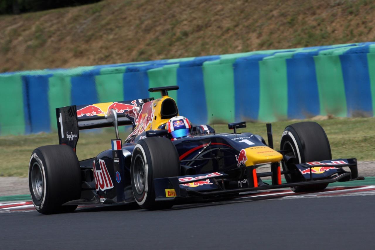 GP2 series Budapest, Hungaroring 24 - 26 luglio 2015