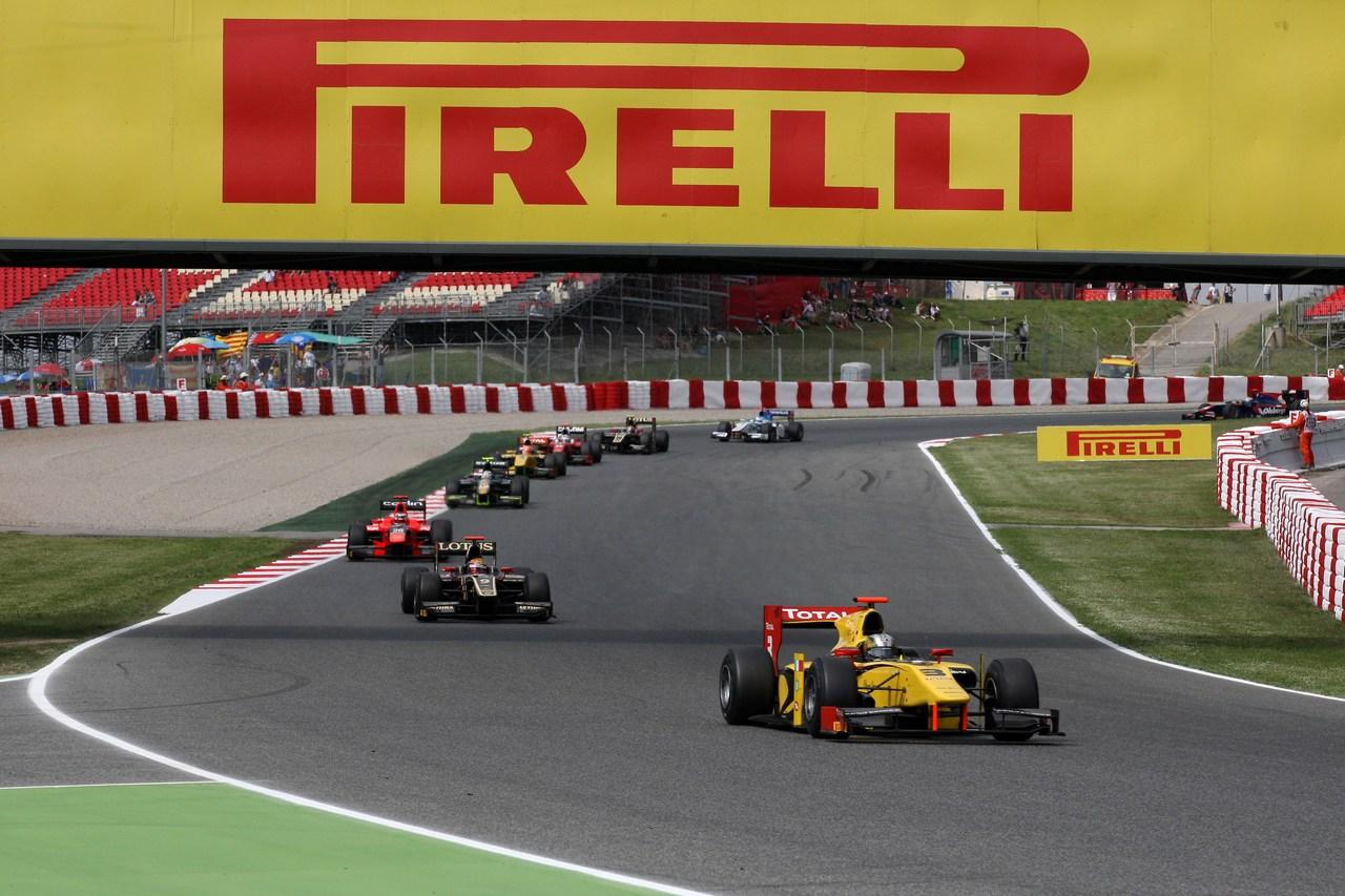 GP2 Series, Montmelo\', Spagna, 11-13 maggio 2012