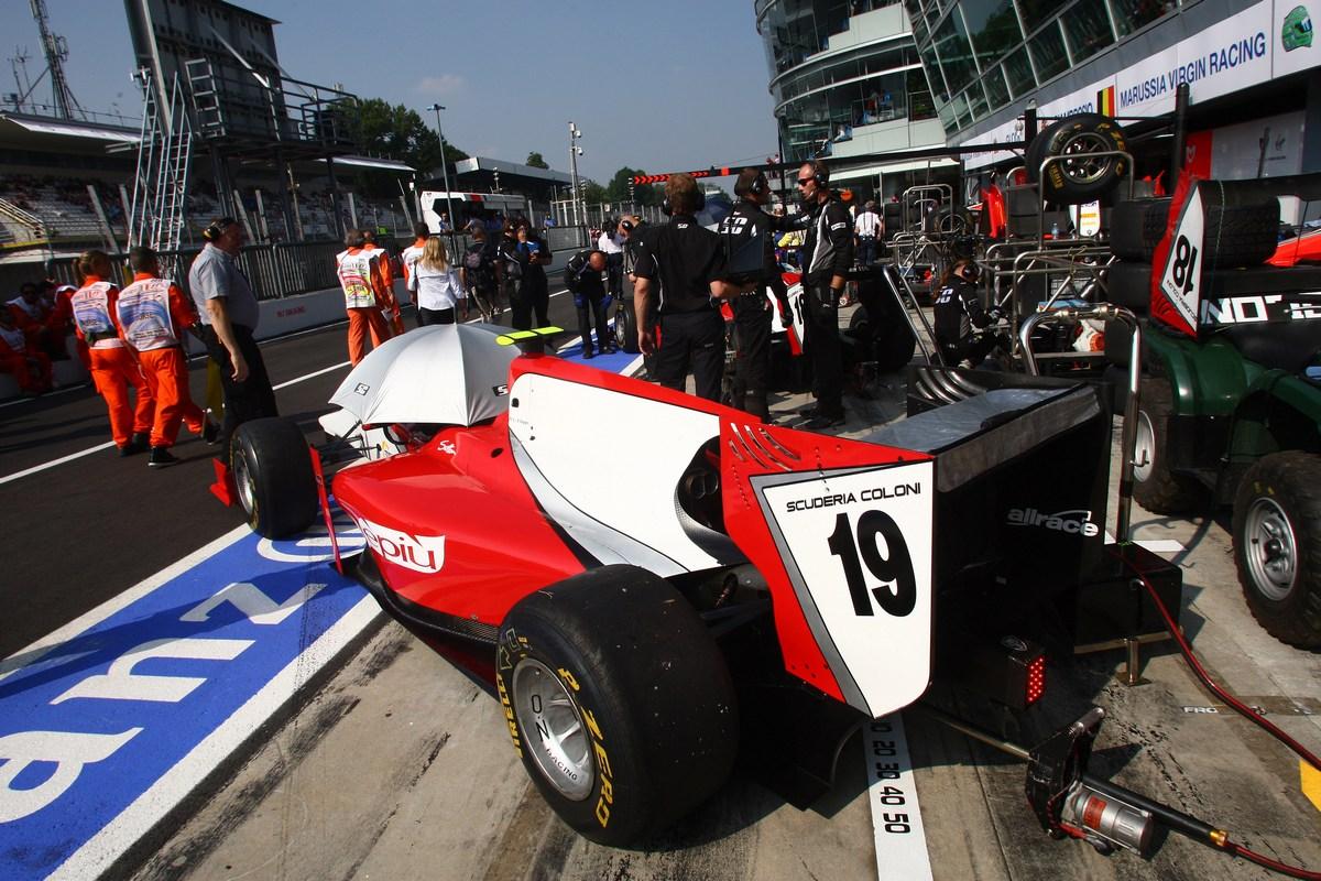GP2 series Monza - 2011