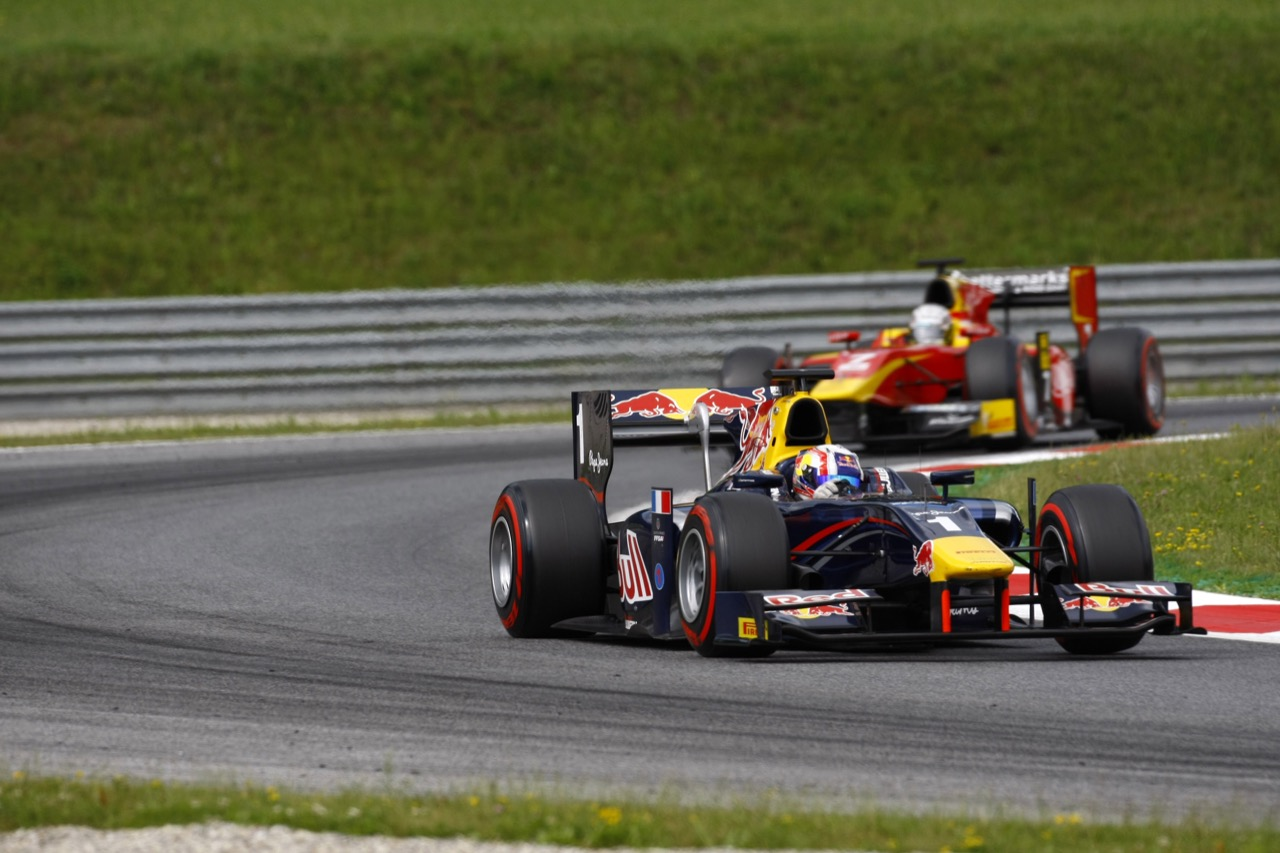 Gp2 series Red Bull Ring, Austria 19 - 21 06 2015