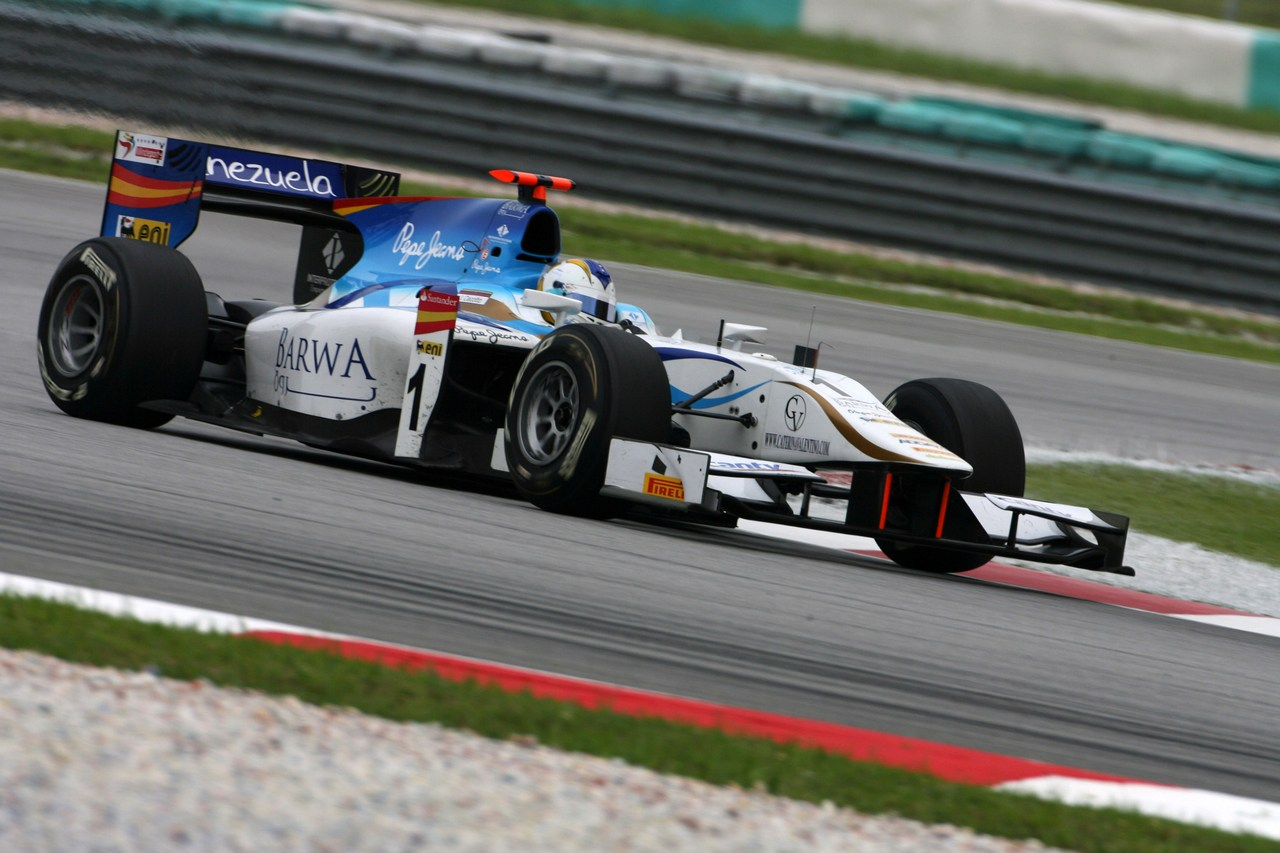 23.03.2012- Johnny Cecotto Jr. (VEN), Barwa Addax Team