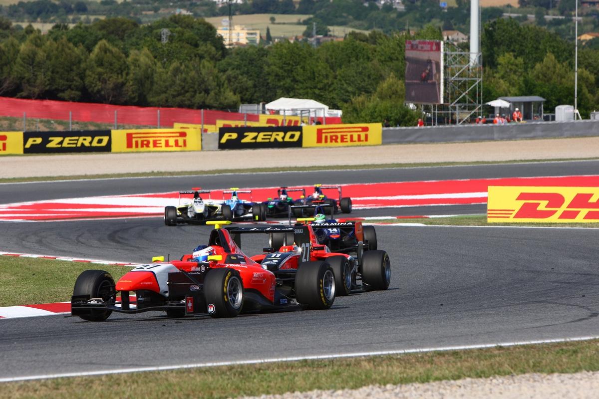 GP3 Series - Barcellona - 2011
