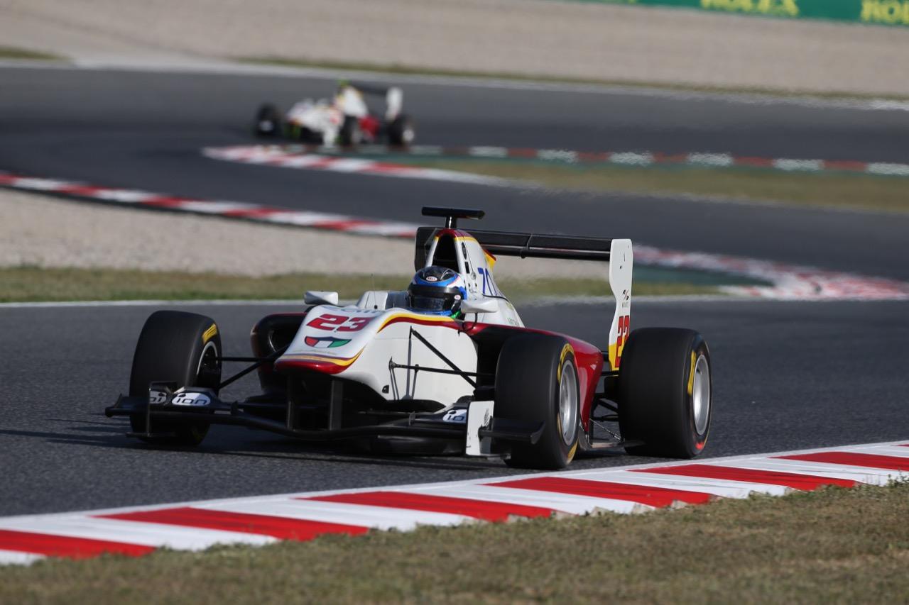 GP3 series Barcellona, Spagna 6 - 10 Maggio 2015